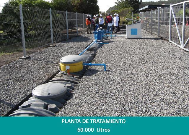 plantas de tratamientos de agua chile