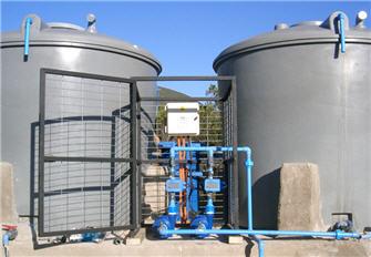 Hidroneum tico plantas de tratamiento de aguas for Estanques para agua potable