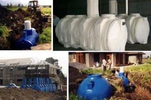 planta de tratamiento de agua