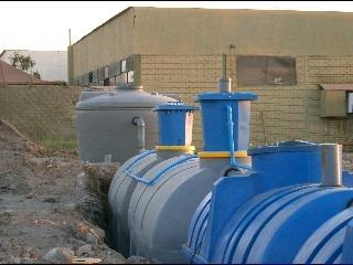 Plantas depuradoras plantas de tratamiento de aguas for Depuradora estanque