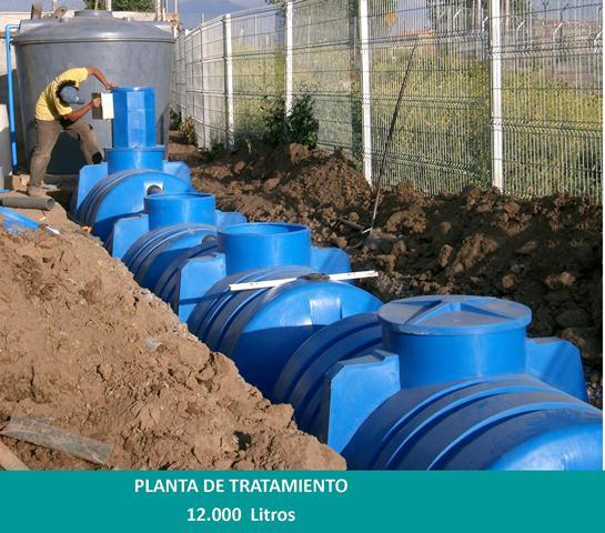 Purificar agua – Plantas de tratamiento de aguas – El tratamiento de aguas residuales