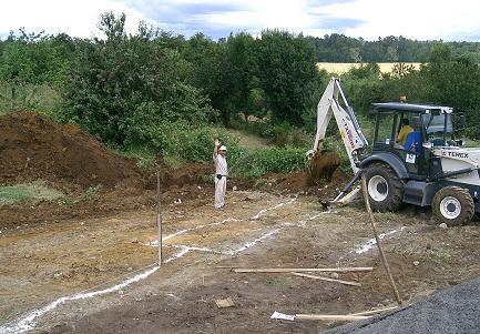 Construcción Planta tratamiento Agua